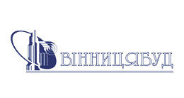 Логотип строительной компании Вінницябуд