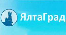 Логотип строительной компании ЯлтаГрад