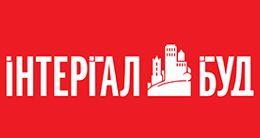 Логотип строительной компании Интергал-Буд