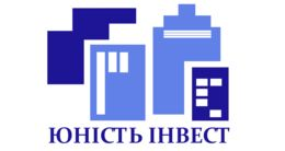 Логотип строительной компании Юность Инвест