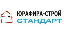 Логотип будівельної компанії Юрафира-Буд