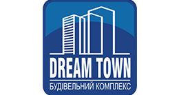 Логотип будівельної компанії ЖБК «Дрім-Таун»