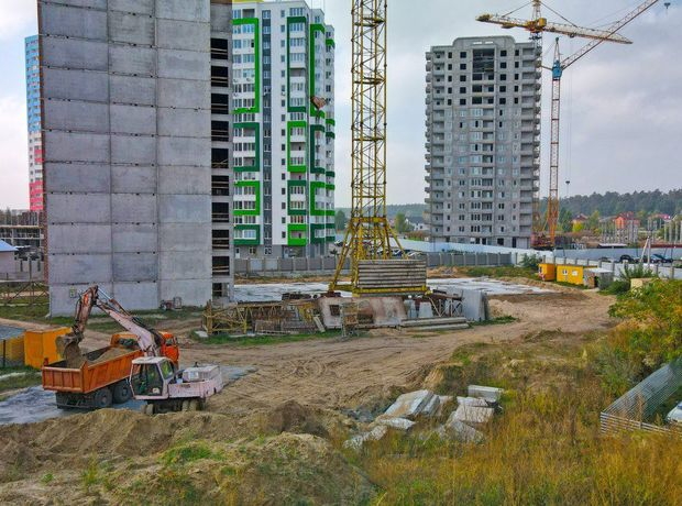 ЖК А12 на Симоненко ход строительства фото 212250