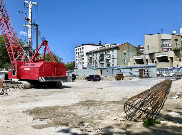 ЖК A136 highlight tower ход строительства фото 121945