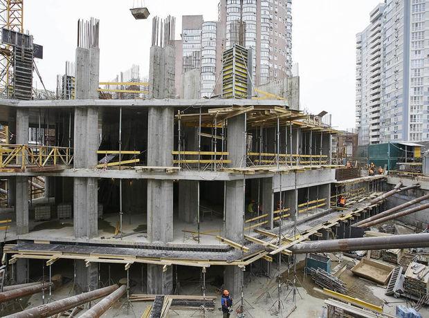 ЖК A136 highlight tower ход строительства фото 210467