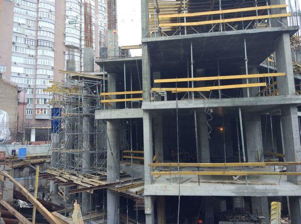 ЖК A136 highlight tower ход строительства фото 218070