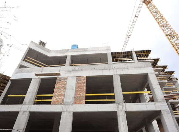 ЖК A136 highlight tower ход строительства фото 252971