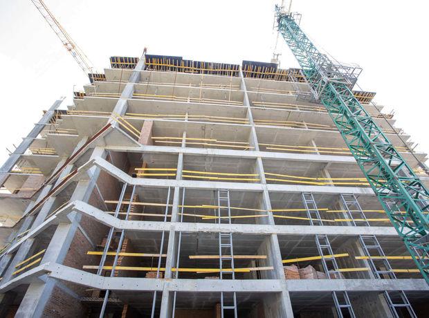 ЖК A136 highlight tower ход строительства фото 273949