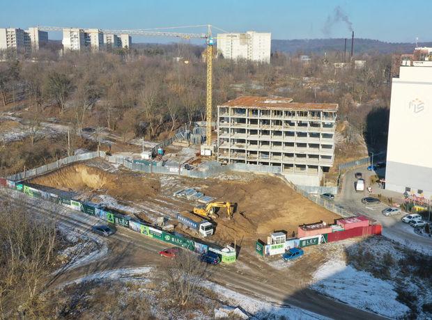 ЖК ARTHOUSE park ход строительства фото 229846