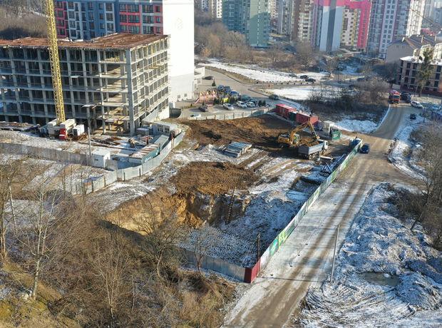 ЖК ARTHOUSE park ход строительства фото 237827