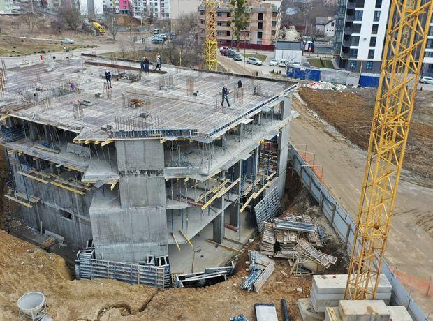 ЖК ARTHOUSE park ход строительства фото 251348
