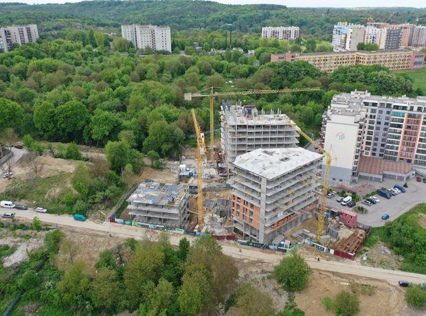 ЖК ARTHOUSE park ход строительства фото 266053
