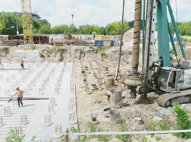ЖК Абрикосовий хід будівництва фото 153411