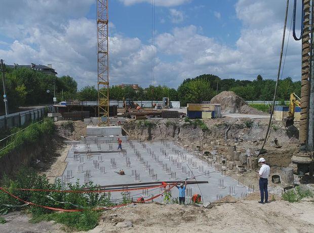 ЖК Абрикосовий хід будівництва фото 153412