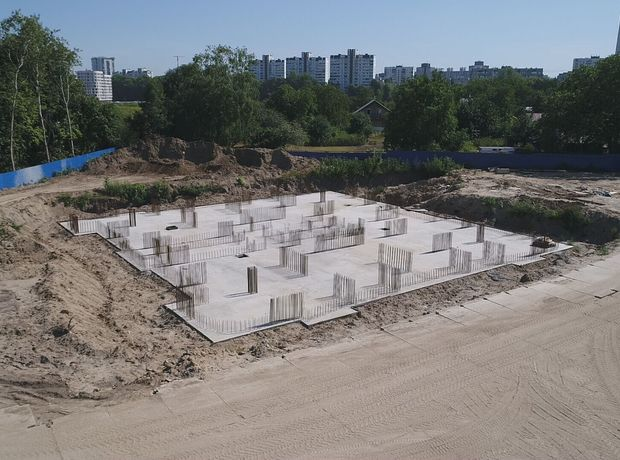 ЖК Абрикосовий хід будівництва фото 153420