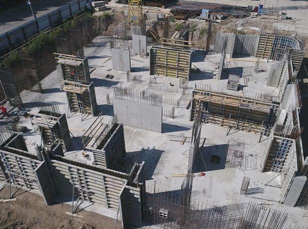 ЖК Абрикосовий хід будівництва фото 153421