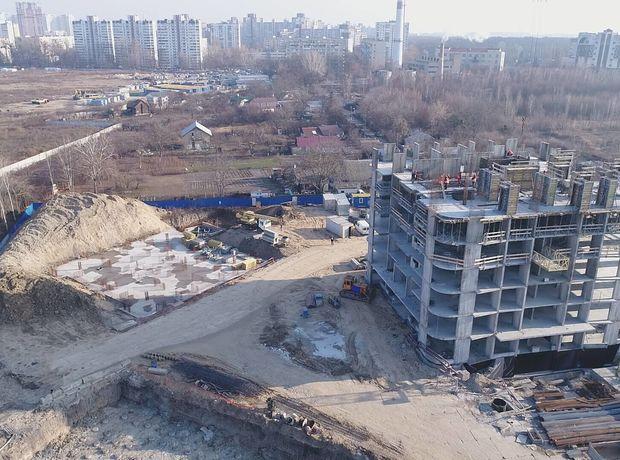 ЖК Абрикосовий хід будівництва фото 153451