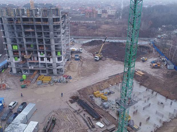ЖК Абрикосовий хід будівництва фото 153466