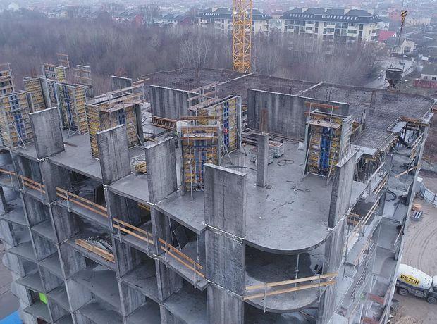 ЖК Абрикосовий хід будівництва фото 153467
