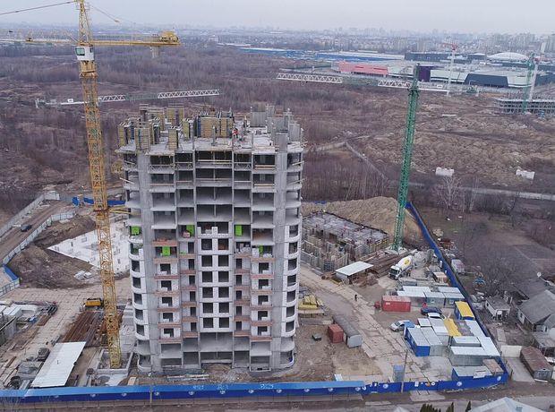 ЖК Абрикосовий хід будівництва фото 159639