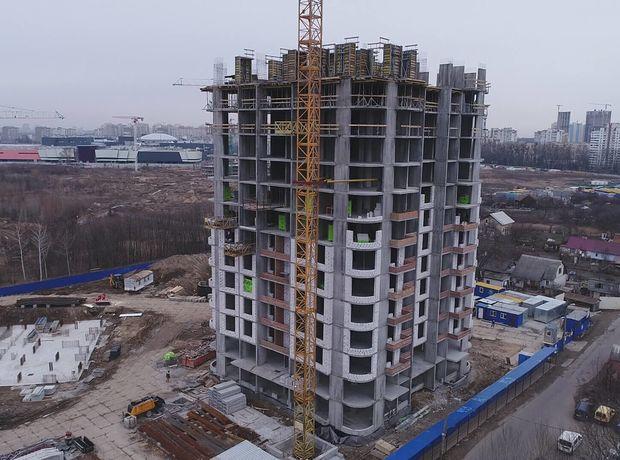 ЖК Абрикосовий хід будівництва фото 159640