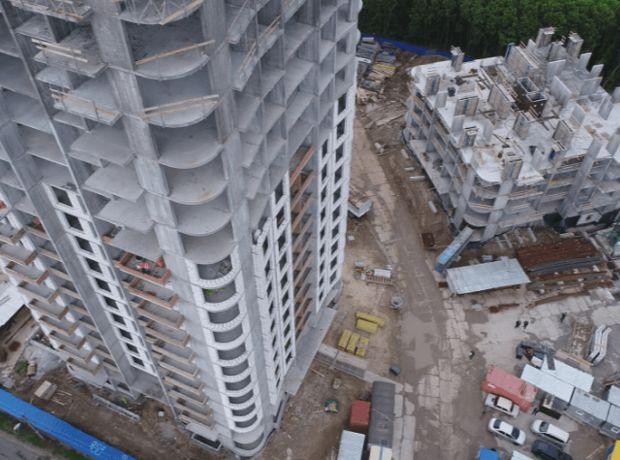 ЖК Абрикосовий хід будівництва фото 175826