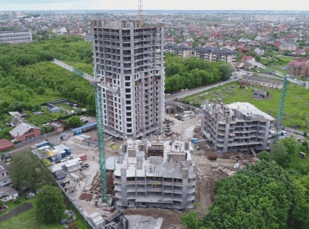ЖК Абрикосовий хід будівництва фото 175827