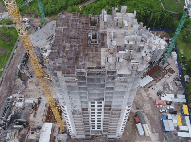 ЖК Абрикосовий хід будівництва фото 175828