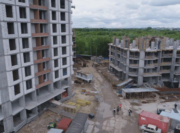 ЖК Абрикосовий хід будівництва фото 175829