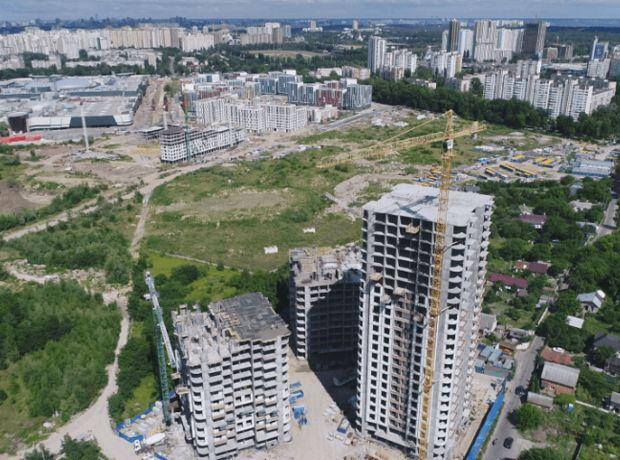 ЖК Абрикосовий хід будівництва фото 194134