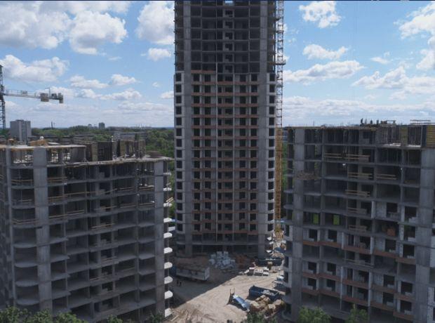 ЖК Абрикосовий хід будівництва фото 194137