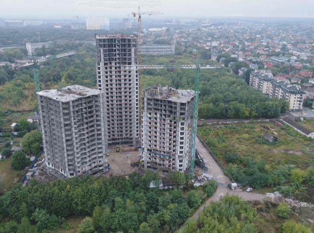 ЖК Абрикосовий хід будівництва фото 199727