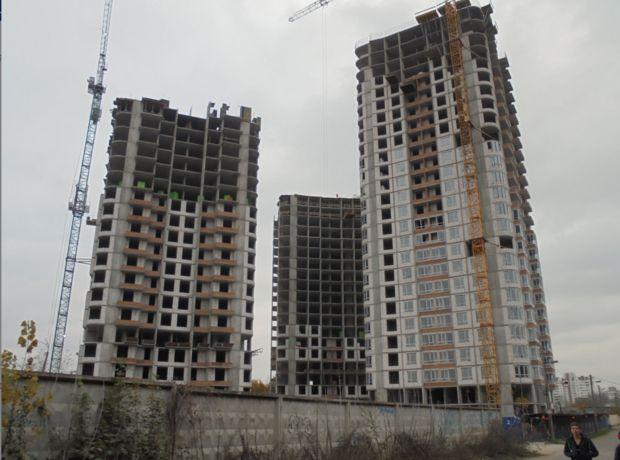 ЖК Абрикосовий хід будівництва фото 206837