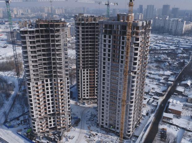 ЖК Абрикосовий хід будівництва фото 231265