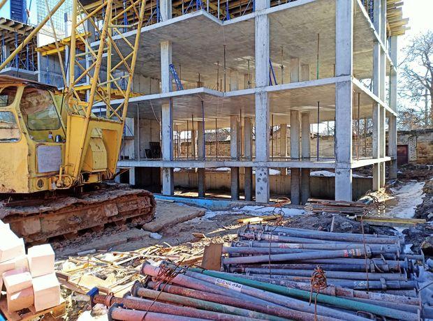 ЖК Акварель 7 хід будівництва фото 230129
