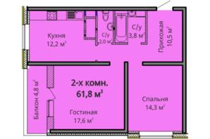 ЖК Альтаир-3, р‑нКиевский, ул. Жаботинского, 54 А, Одесса