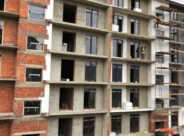 ЖК Arena Village хід будівництва фото 99859