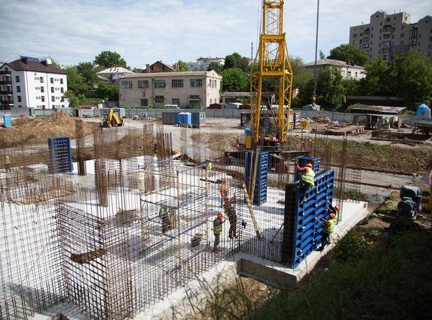 ЖК Artynov Hall хід будівництва фото 264966