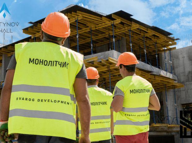 ЖК Artynov Hall хід будівництва фото 291656