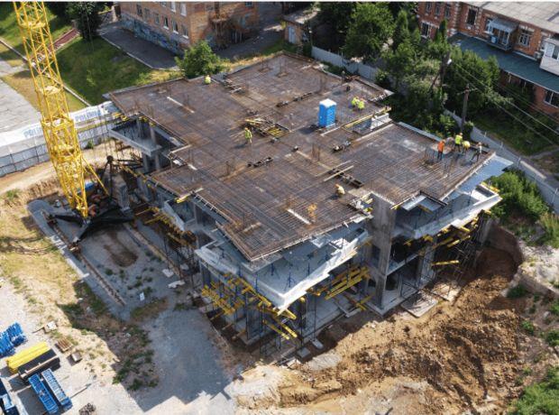 ЖК Artynov Hall хід будівництва фото 291668