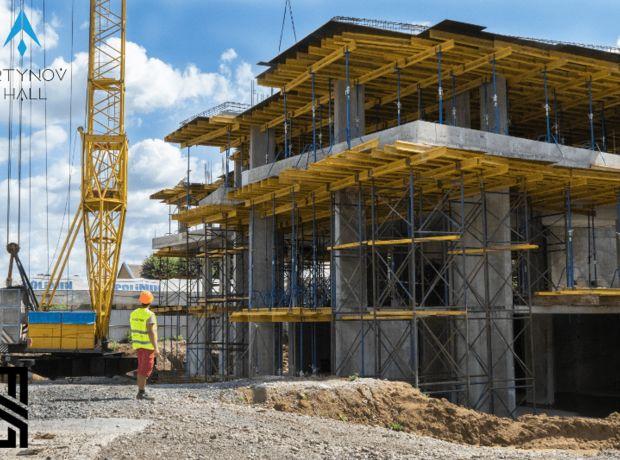 ЖК Artynov Hall хід будівництва фото 291669