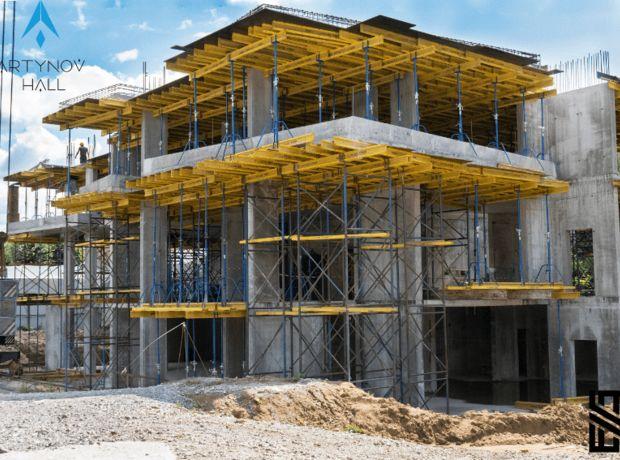 ЖК Artynov Hall хід будівництва фото 291671
