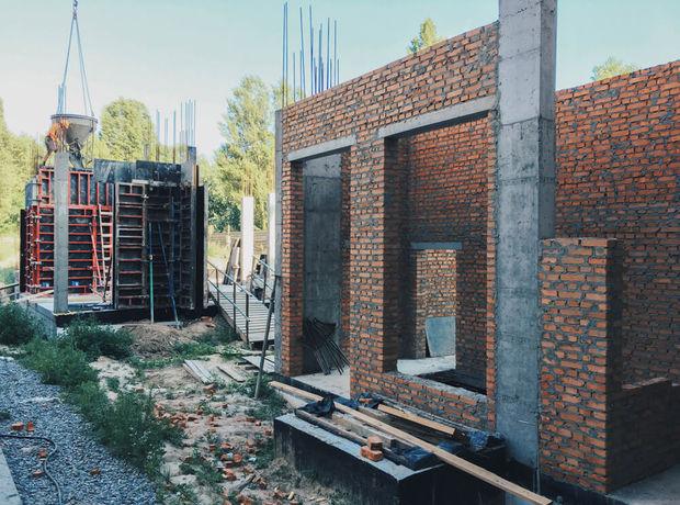 ЖК Белый Шоколад Сenter ход строительства фото 185360