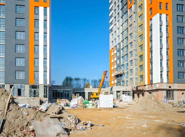 ЖК Бережанський хід будівництва фото 132504