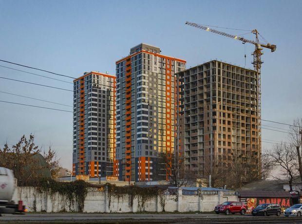 ЖК Бережанський хід будівництва фото 144764