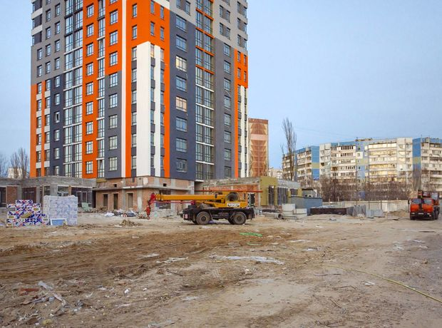 ЖК Бережанський хід будівництва фото 144766