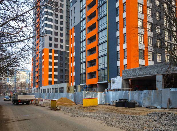 ЖК Бережанський хід будівництва фото 159406