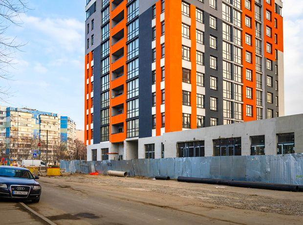 ЖК Бережанський хід будівництва фото 159407