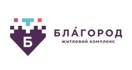 Логотип будівельної компанії ЖК Благород
