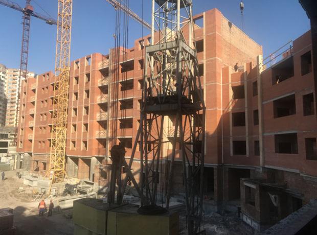ЖК Borispol Grand ход строительства фото 101943